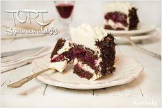 Tort Szwarcwaldzki czyli czarny las lub Black Forest cake to najpyszniejsze połączenie jakie do tej pory można sobie wymarzyć.…