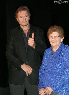 Liam Neeson Girlfriend 2013   Liam Neeson lors d'une projection spéciale pour les 20 ans du film ...