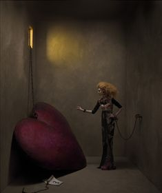 eugenio recuenco is a master at all things strange and interesting.