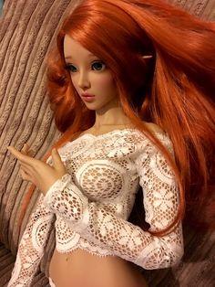 Tauriel ✨✨✨✨ Fairyland Feeple65 tan Chloe