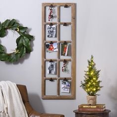 wooden window pane 10 opening clip collage frame wooden windows - Window Collage Frame