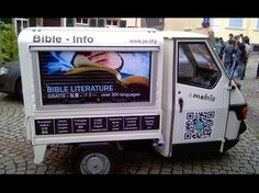 Witnessing in Germany