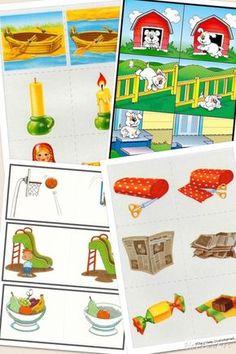 Картинки Photo Memory для начинающих - Раннее развитие - Babyblog.ru