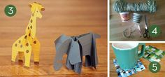 Roundup: 10 DIY Kids Craft Projects Using Recycled Materials