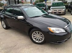 2011 Chrysler 200 FULLY LOADED  This and many more!!!  NO CREDIT CHECK, EVERYTHING UNDER 100K $800 - $1500 DOWN ON EVERYTHING Altima's, Maxima's, CTS's, 200's, 300's, Accord's, Impala's, Malibu's Call/Text us @ 469.203.3396 Used Suv, Used Cars, Chrysler 200, Used Trucks, Credit Check, Impala