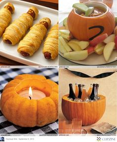 Creative Pumpkin Party Ideas