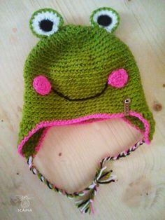 Hand made hat :)
