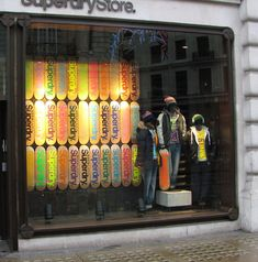 Superdry; London