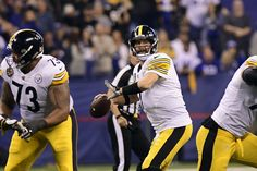 Ben Roethlisberger brings Pittsburgh Steelers from a 14-point deficit to a 20-17 win against Indianapolis Colts @NFL #SportsNews via @MovieTVTechGeeks