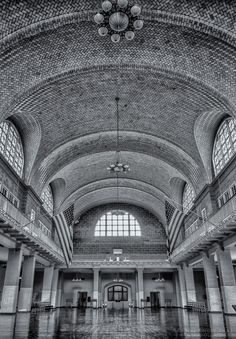 Ellis Island. By far, one of the coolest museums I have ever visited... works well for older elementary school kids and up.  Humbling to realize how much these individuals went through to get here.