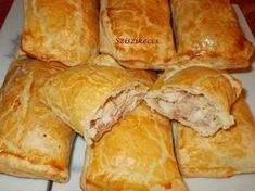 Hungarian Recipes, Meat Recipes, Bakery, Turkey, Favorite Recipes, Bread, Cheese, Meals, Chicken
