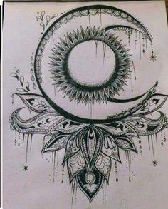 how to draw designs Bild Tattoos, Love Tattoos, Body Art Tattoos, New Tattoos, Tribal Tattoos, Tatoos, Tattoos Skull, Tattoos Infinity, Diy Tattoo
