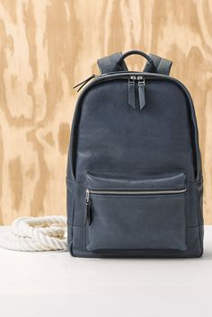 A backpack fit for any adventure. The leather Estate Backpack makes the  perfect graduation gift for him. 704414c5dfbe4