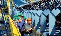 Groupon - 90 Min. Rundgang über den Stahlgiganten für eine, zwei, vier oder sechs Personen im Besucherbergwerk F60 (50% sparen*) in Besucherbergwerk F60. Groupon Angebotspreis: 4,75€