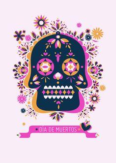 Herencia Mexicana Illustrations