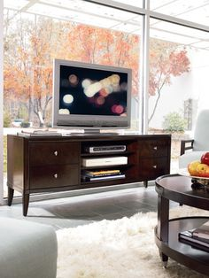 Spellbound TV Console from Thomasville