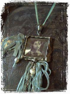 Tassle of love Necklace - JoAnna Pierotti