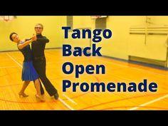 (1401) Tango DanceLesson|Back Open Promenade - YouTube Waltz Dance, Tango Dance, Turns Dance, Ballroom Dance Lessons, Country Line Dancing, Natural Twists, Shall We Dance, Sport, Youtube