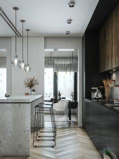 Scandinavian Apartent ddcdfc64637145.5ad8a1f31488a.jpg (1240×1653)