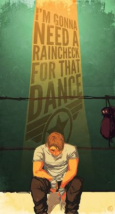 ''I'm gonna need a raincheck for that dance.'' THIS IS NOT OKAY :( / Steve Rogers Fan Art