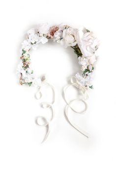 Flower Crown, Flora, Band, Celebrities, Earrings, Inspiration, Accessories, Collection, Jewelry