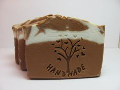 Pumpkin Soap - Sweet Pumpkin Chai Soap -  Scented Handmade Cold Process Soaps on Etsy, $4.95