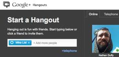 Google+ Hangouts On Air: What Marketers Need to Know from socialmediaexaminer.com
