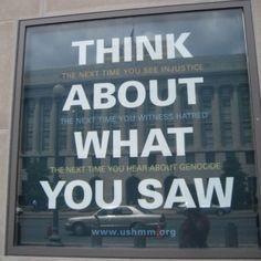 Holocaust museum in Washington dc