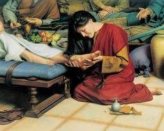 So Much Love, Love Her, Simon Dewey, Perfume Versace, Matthew 25, Pictures Of Jesus Christ, Women Of Faith, Jesus Loves Me, Artist Gallery