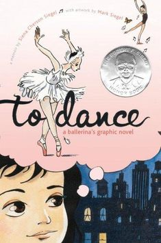 To Dance: A Ballerina's Graphic Novel #outofprint #affordablebookfinds #affordablebookdeals #bestselling #rarebooks #affordablebooks #affordablethings #affordabelbooksonline #qualitycds