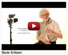 Skule Eriksen - Interviste - interviews