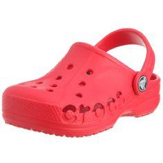 crocs Kids Baya 10190-610-105, Unisex-Kinder Clogs & Pantoletten, Rot (Red 610), EU 19-21 (UKC4-5) - http://on-line-kaufen.de/crocs/19-21-eu-crocs-baya-10190-unisex-kinder-clogs-5