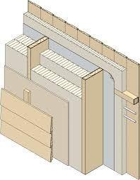 Bilderesultat for bindingsverk av tre i småhus. dimensjonering og utførelse
