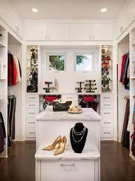 Resultado de imagen de how to design a walk in u-shape storage closet