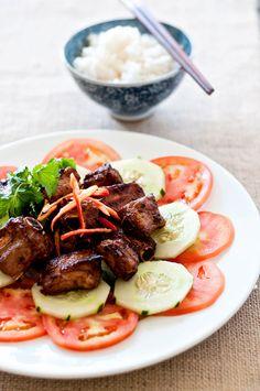 Vietnamese Caramelized Spare Ribs| Suon Ram Man