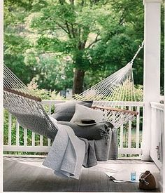 Porch Hammock