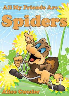 Do you afraid of spiders? Why? http://www.amazon.com/dp/B00E4RIA8O