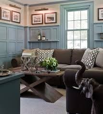Home Decorating Style 2019 for Brown And Blue Living Room Color Schemes, you can see Brown And Blue Living Room Color Schemes and more pictures for Home Interior Designing 2019 at Best Home Living Room. Interior Color Schemes, Living Room Color Schemes, Living Room Designs, Living Room Decor, Interior Design, Sofa Design, Living Spaces, House Of Turquoise, Grey And Brown Living Room