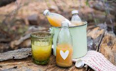 Home made Baobab Ginger Beer