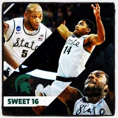 #SurviveAndAdvance #SpartanNation! #MichiganState 80 Harvard 73 Final. #BjDawson led ALL #SpartanScoring with #26Points. @MSU_Basketball onto the #SweetSixteen! Much respect to Amaker and the job he's done there. They fought back. Give them credit. #Padgram