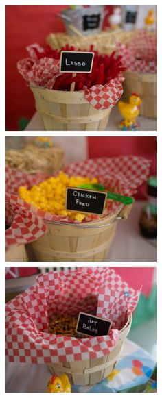Farm Themed First Birthday Party Farm Themed First Birthday Party Adorable Barnyard Animals Are Featured In This Cute Farm Themed First Birthday Party Https Www Prettymyparty Com Farm Themed First Birthday Party <br> Cow Birthday, Cowboy Birthday Party, Farm Animal Birthday, Boy Birthday Parties, Birthday Ideas, Cowboy Party, Petting Zoo Birthday Party, Country Birthday Party, Rodeo Party