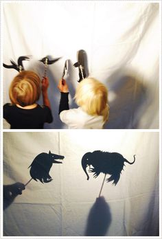 Storytelling with shadow puppets is a great way for children to express themselves. Through the activity, children learn how to use a variety of materials, create their artwork, and interact with their peers.