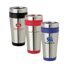 a6027a26c41 Stainless Tumbler Personalized Tumblers, Custom Tumblers, Steel Rims,  Closure, Slip On,