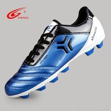 5f83a7f51 Genuine professional soccer shoes for boys and girls dedicated professional  game lawn spike-soled sneakers men shoes