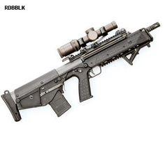 Kel Tec The RDB Rifle