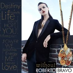 Bazen monotonlaşan hayatı Roberto Bravo'nun sıradışı koleksiyonları ile renklendirebilirsiniz. Occasional monotonous life can be colored by extraordinary colletions of Roberto Bravo. #RobertoBravo #RB #inspiring #jewellery #jewelry #woman #style #fashion #gold #silver #creation #collection #love #details #stylish #girly #amazing #instyle #trendy #beauty #life #lifestyle #combination #outfit #color #black #ring #elegant #streetstyle #diamond