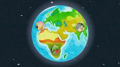 Kapun metsä laajeni ympäri maapallon Ios, Android