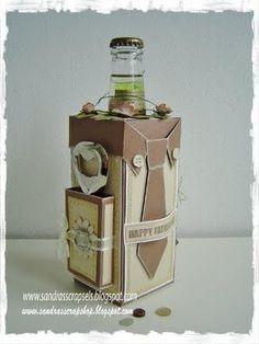 Упаковка под бутылку!