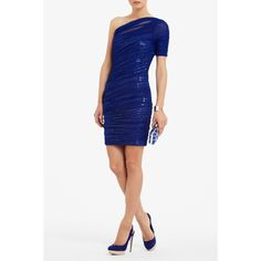 Bojana Dress - Royal Blue