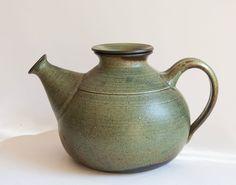 Danish Australian Studio Pottery Teapot Jans Ceramic Keramik